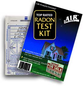 the top-rated radon test kit